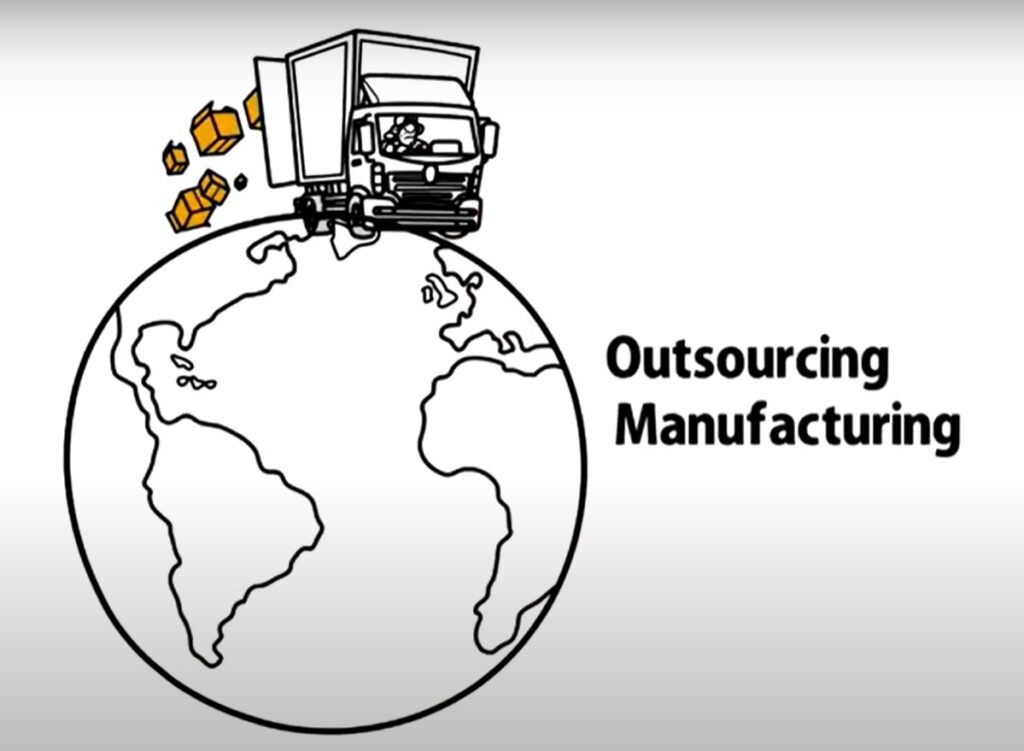 Vietnam outsource manufacturing